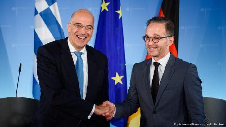 Yunanistan'dan Almanya'ya Libya konferansı sitemi