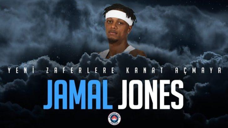 Bahçeşehir Koleji, ABD'li forvet Jamal Jones'u transfer etti