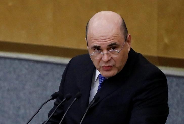 Rusya'nın yeni başbakanı Mişuhin oldu!