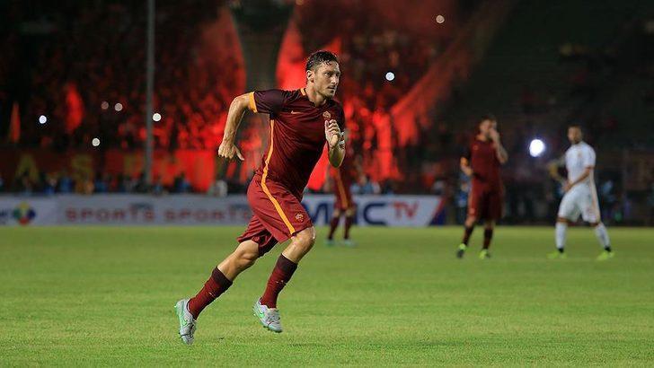 Totti'den flaş Real Madrid itirafı! 'Delilik'