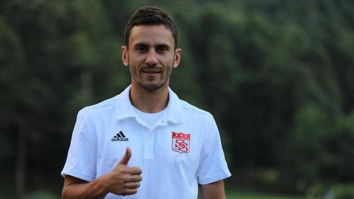 Sivasspor Rybalka'nın sözleşmesini askıya aldı