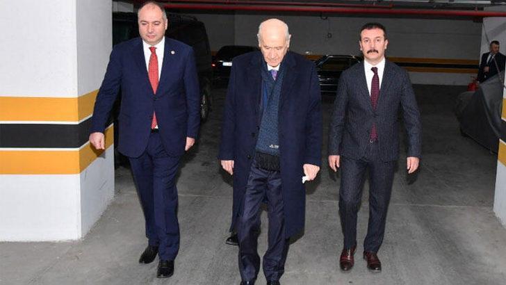 MHP Genel Başkanı Devlet Bahçeli'den sürpriz hediye!