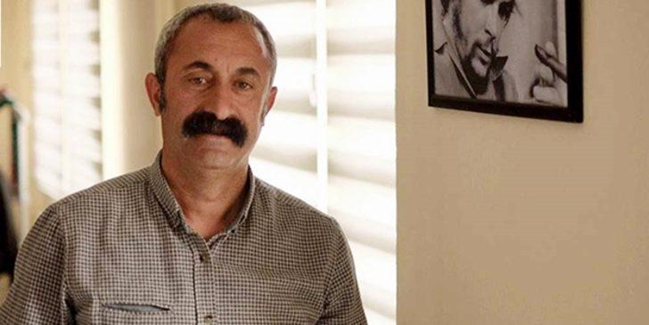 Tunceli Belediyesi'nin hesaplarına haciz konuldu! 'Komünist Başkan' Fatih Maçoğlu'ndan tepki