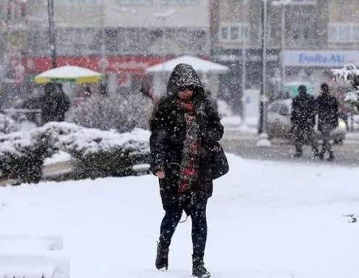 Meteoroloji'den son dakika hava durumu tahminleri! 18 Ocak yarın için kar yağışı uyarısı