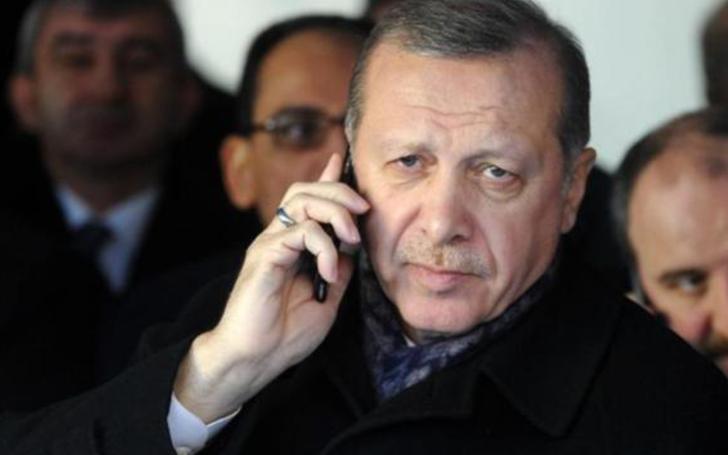 Cumhurbaşkanı Erdoğan, Rahşan Ecevit'in vefatı dolayısıyla taziyelerini iletti