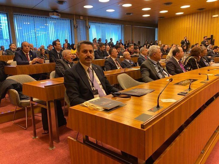 """""""Kanal Tokat"""" projesi'ne uluslararası idealkent ödülü"""