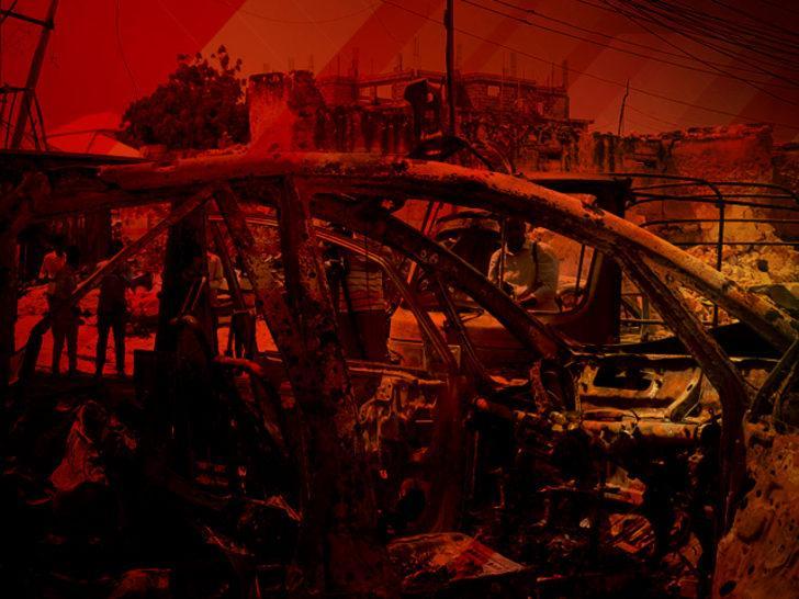 Son dakika! Türk müteahhitlere Somali'de bombalı saldırı