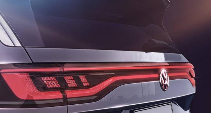 Volkswagen'in üreteceği en büyük otomobil görüntülendi!