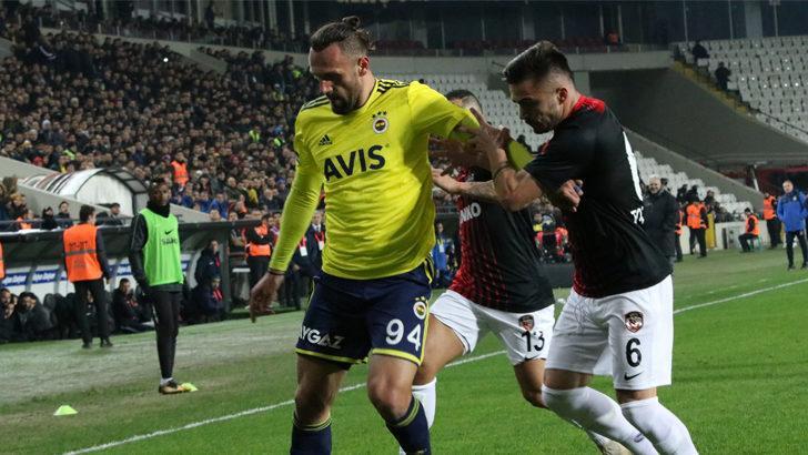 Vedat Muriqi Kayserispor maçında cezalı