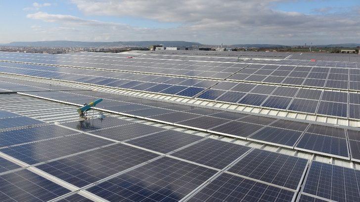 Türkiye Kömür İşletmeleri'nin ilk güneş enerjisi santrali kuruldu