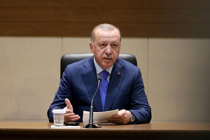 Cumhurbaşkanı Erdoğan'dan Metin İyidil kararı hakkında flaş açıklamalar