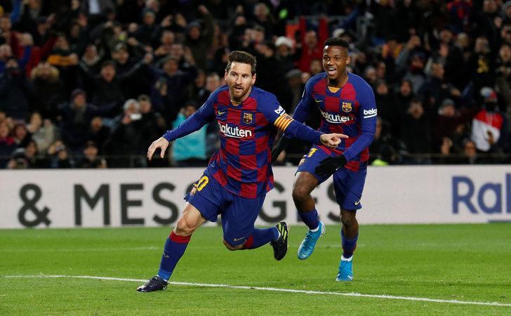 İnter Messi için seferberlik ilan etti