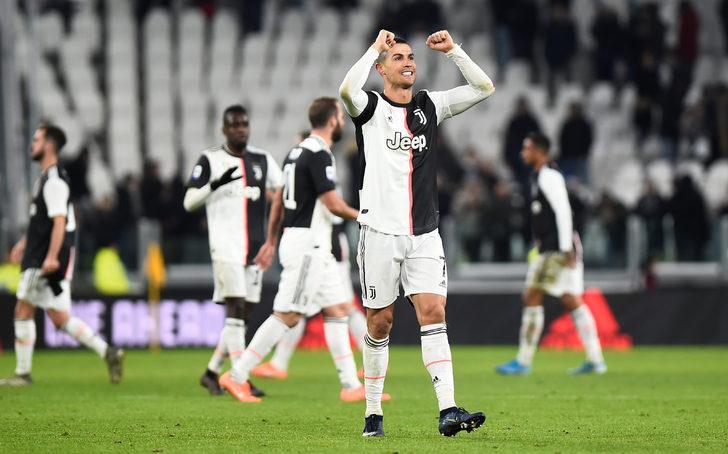 MAÇ SONUCU | Juventus-Parma: 2-1 (Ronaldo gol sayısını 16 yaptı)