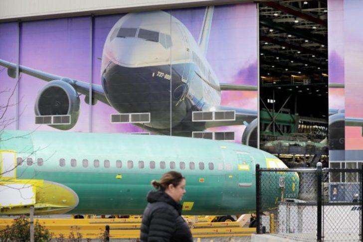 Boeing 737 Max yine çuvalladı
