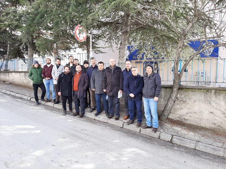İYİ Parti'nin konferans için hazırladığı afişle ilgili AK Parti'den suç duyurusu