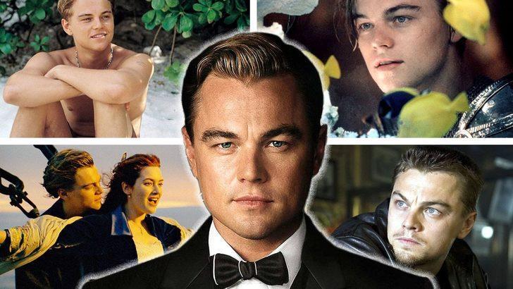 Leonardo DiCaprio filmleri… Leonardo DiCaprio kaç filmde oynadı?