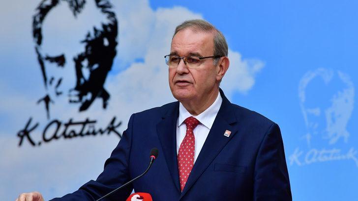 CHP'li Öztrak'tan Enis Berberoğlu açıklaması