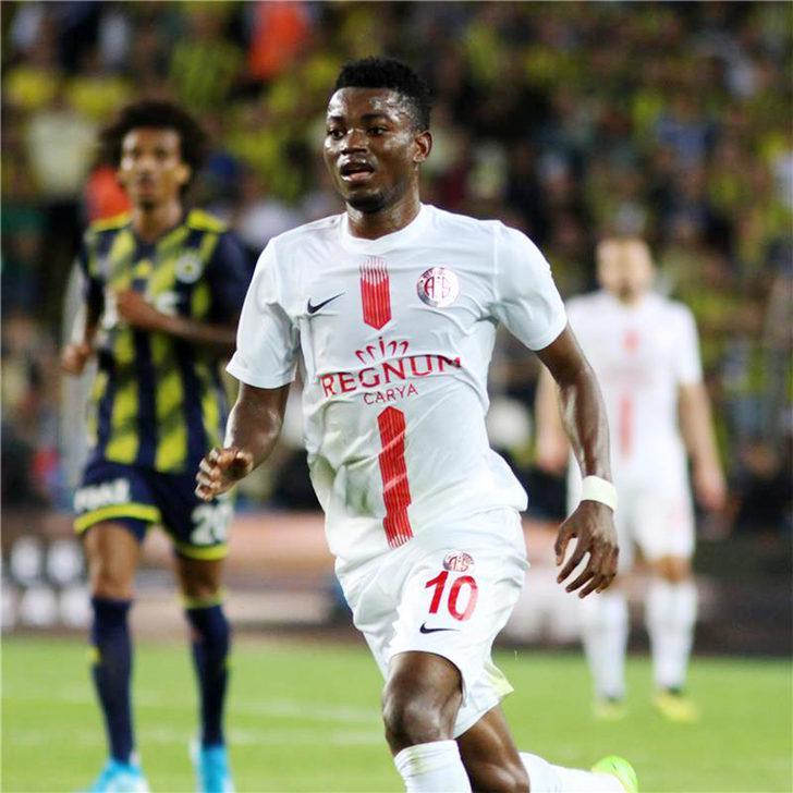 Antalyaspor'da Gelson Dala ayrıldı