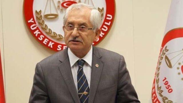 YSK Başkanı Sadi Güven'den 'oy zarfı kaldırılsın' çağrısı