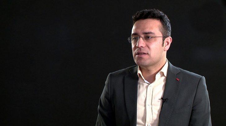 ESOGÜ Öğretim Üyesi Doç. Dr. İbrahim Şevki Bayrakdar ağzı kanserini anlattı