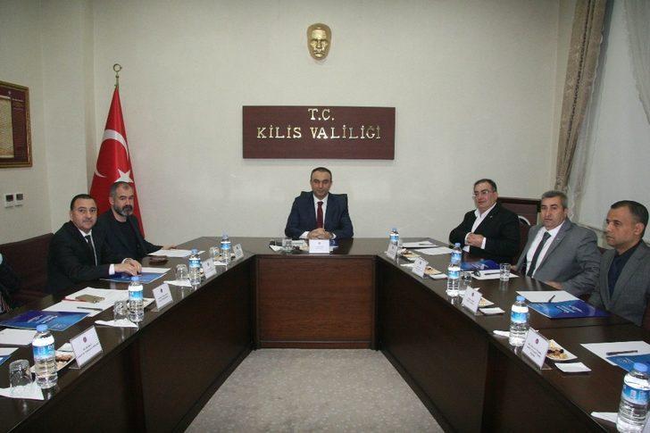 İl İstihdam Kurulu toplantısı yapıldı