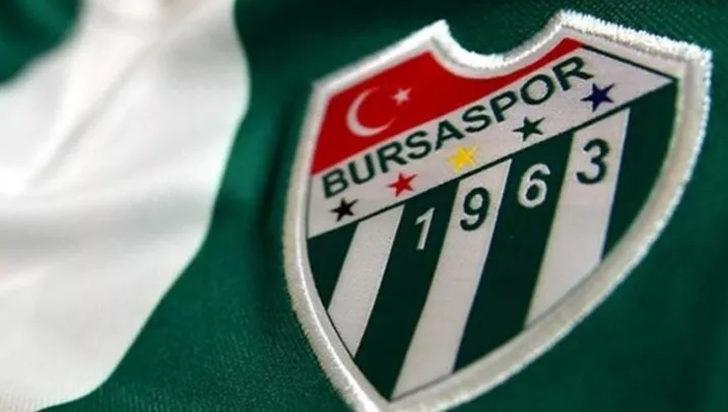 Bursaspor'dan hakem açıklaması