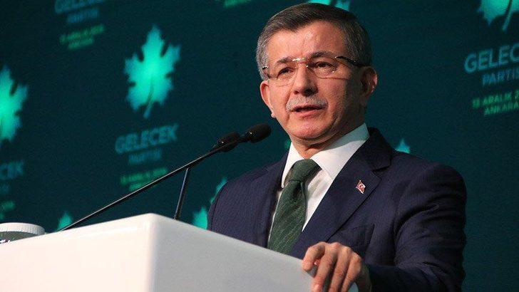 Davutoğlu: Türkiye bu iktidarı hak etmiyor