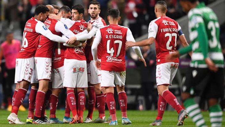 ÖZET | Braga 2-1 Sporting Lizbon (Portekiz Kupası)