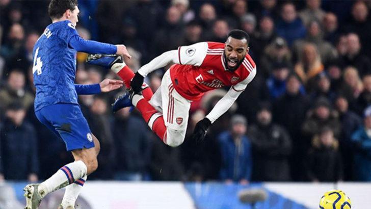 ÖZET   Chelsea 2-2 Arsenal (İngiltere Premier Lig)