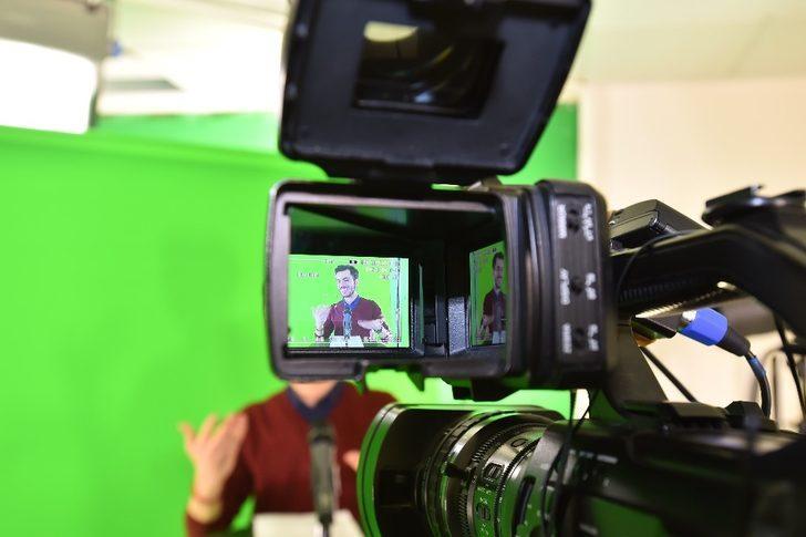 Büyükşehir stüdyosuna youtuberlardan yoğun ilgi