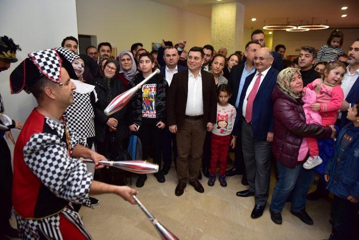"""Kepez'in """"Antalya Sömestr Festivali"""" başladı"""