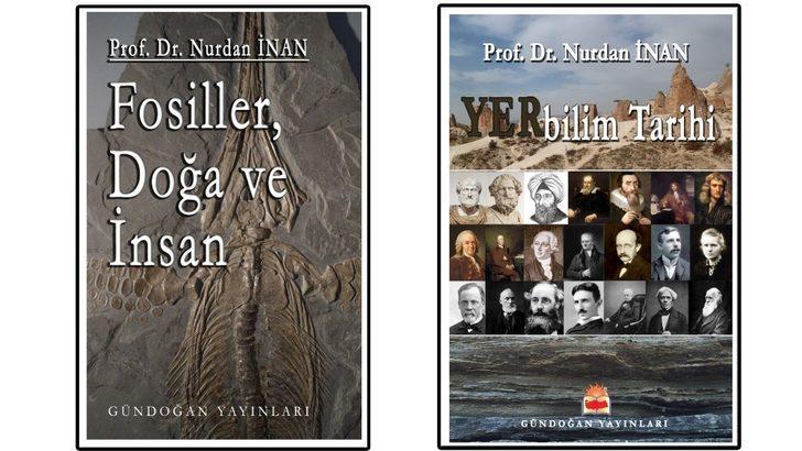 MEÜ Mühendislik Fakültesi Öğretim Üyesi Prof. Dr. Nurdan İnan'dan iki yeni kitap