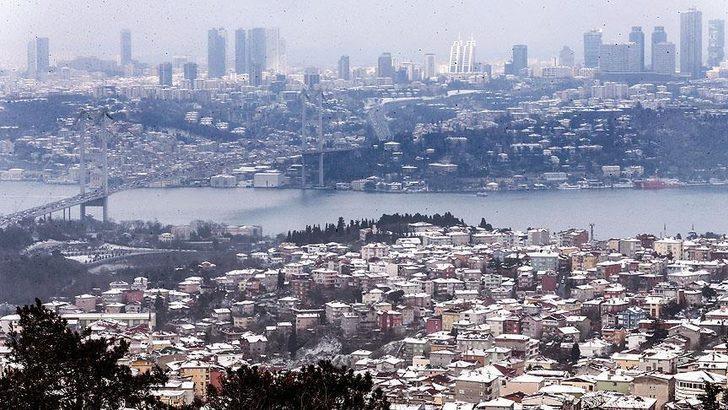 Son dakika! İBB'den İstanbul için kar ve buzlanma uyarısı! (23 Ocak'ta İstanbul'da hava nasıl olacak?)