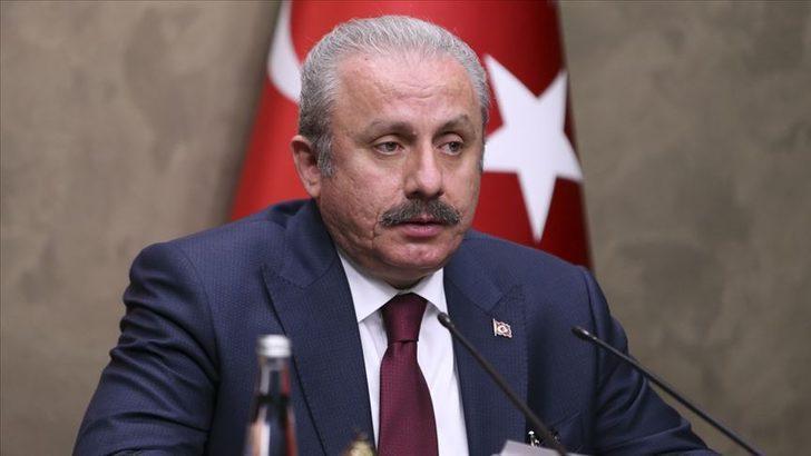 TBMM Başkanı Şentop duyurdu! 33 fezleke Meclis'te