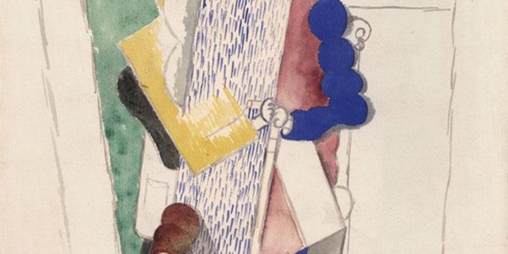 100 Euro'ya Picasso tablosu aldı