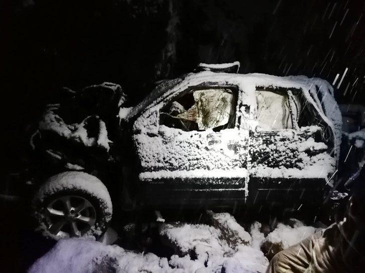 Giresun'da korkunç kaza! Evli çift hayatını kaybetti