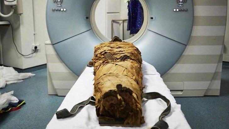 Ölü rahibin sesi 3 bin yıl sonra hayata döndürüldü
