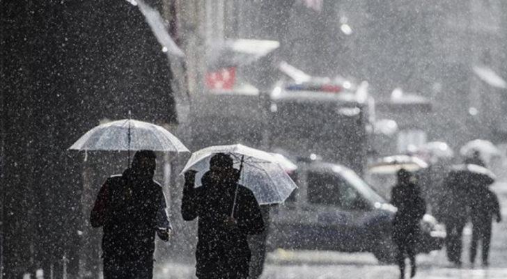 Meteoroloji'den son hava durumu tahmini (24 Ocak havalar nasıl olacak?)