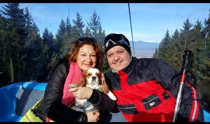 Belediye başkanı kayak yaparken kaburgasını kırdı