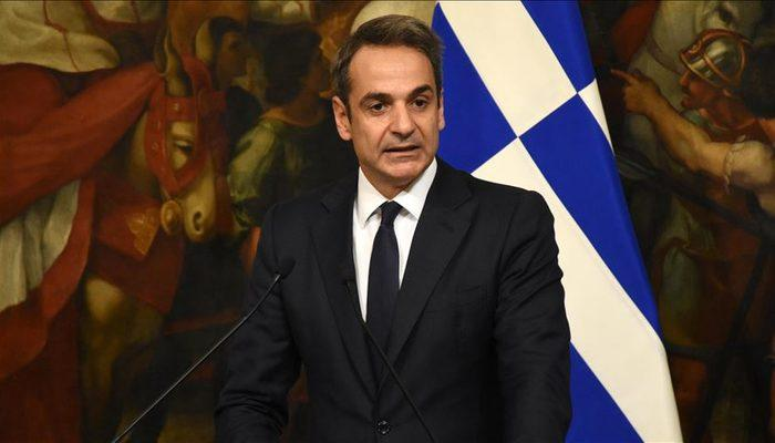 Yunanistan Başbakanı Miçotakis'ten Ayasofya tepkisi