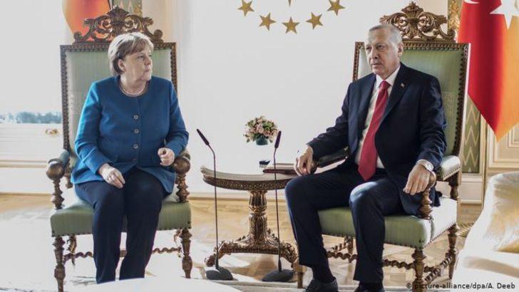 """Erdoğan mülteciler konusunda """"adil yük dağılımı"""" istedi"""