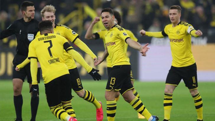 ÖZET   Borussia Dortmund 5-1 Köln (Bundesliga)