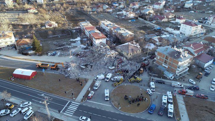 Deprem sonrası Elazığ ve Malatya için dünyadan başsağlığı mesajları