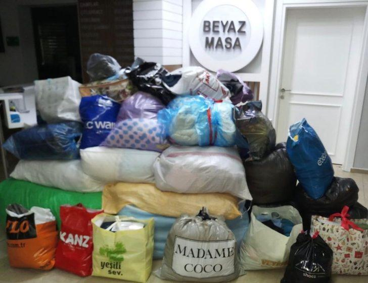 Giresun'dan deprem bölgesine yardım kampanyası