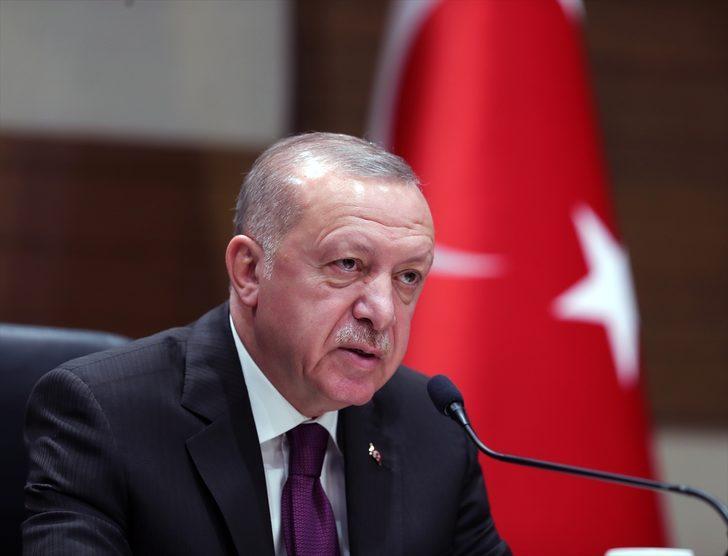 Cumhurbaşkanı Erdoğan'dan Elazığ depremine ilişkin açıklama