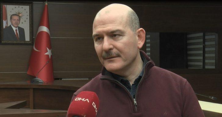 Bakan Soylu'dan HDP'li belediyelerin yardımlarının engellendiği iddialarına açıklama