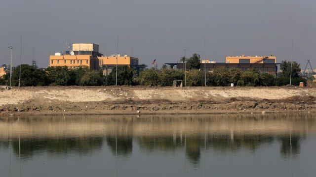 Bağdat'taki ABD Büyükelçiliği