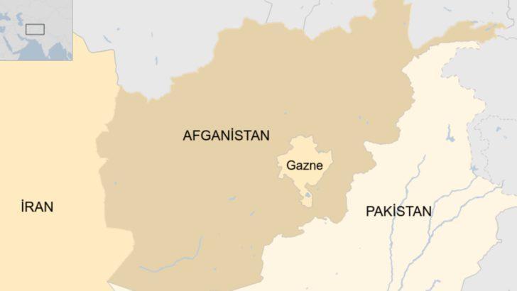 Afganistan'da bir yolcu uçağı düştü