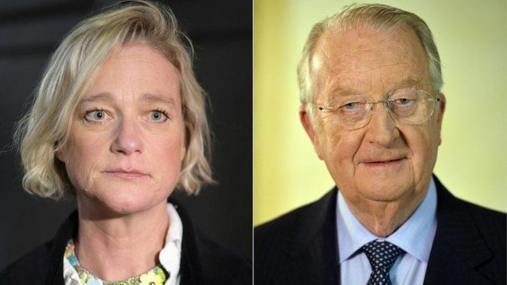 Belçika Kralı 7 yıldır reddettiği kızını kabul etti!