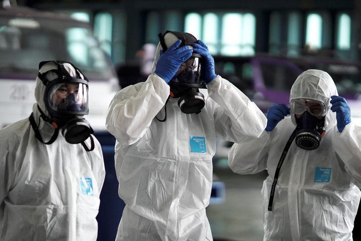 Ukrayna'da ilk koronavirüs vakası